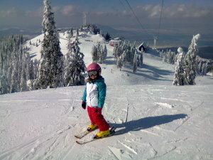 Ski lesson in Poiana Brasov   Lectii ski in Poiana Brasov