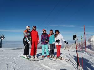 Cursuri de Ski cu Roxana Instructor de ski la R&J Ski School din Poiana Brasov