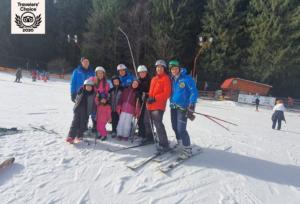 Ski lessons for everyone in Poiana Brasov
