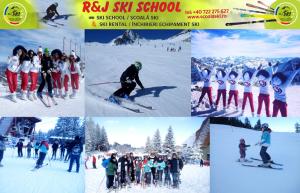 Scoala schi si centru inchiriere schi si snowboard Poiana Brasov