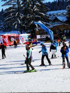 Ski Lesson in Poiana Brasov