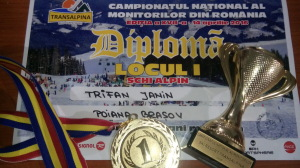 Campionatul National al Monitorilor de schi din Romania 2016