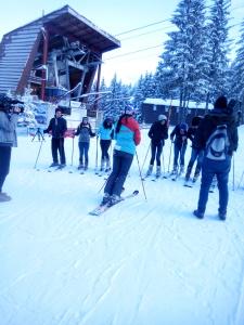 Poiana Brasov ski school - ski rentals