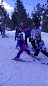cursuri scoala de schi in Poiana Brasov cu R&J ski school