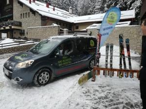 Transfer la partia de ski cu R&J Scoala Ski si Snowboard Poiana Brasov