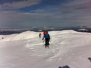 ski de tura cu R&J,  scoala de ski din poiana brasov