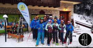 R&J Scoala de Schi si snowboard din statiune Poiana Brasov Romania