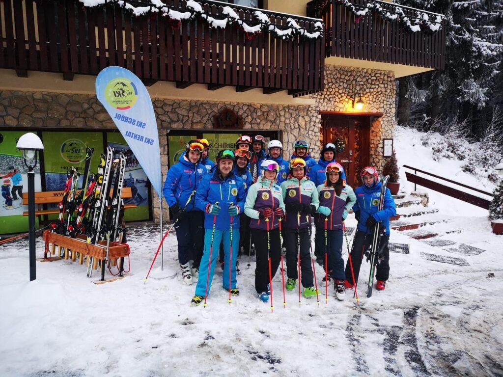 scoala ski poiana brasov   ski school poiana brasov romania