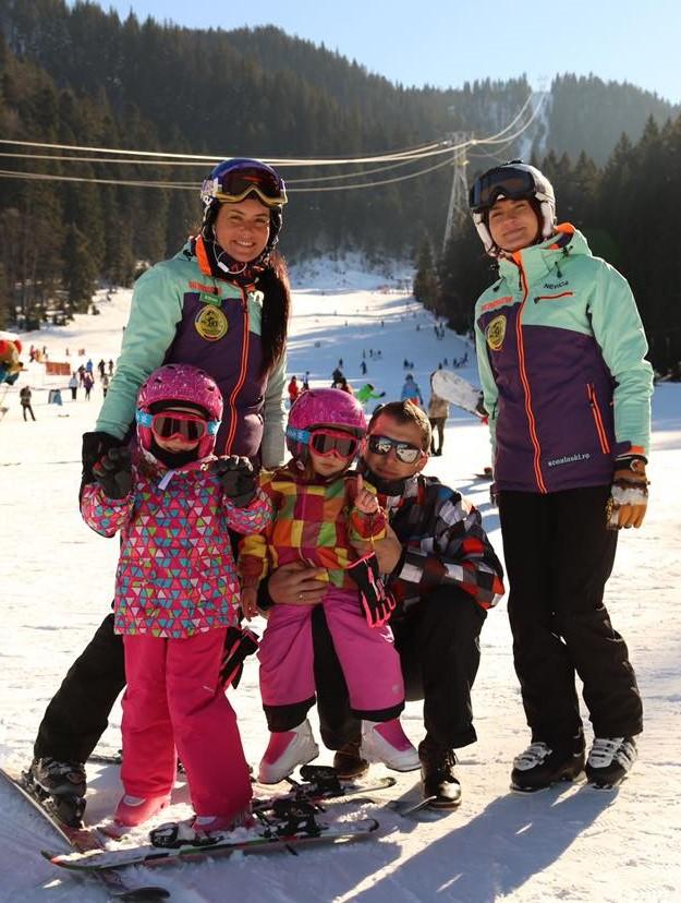 Professional top ski instructor in Poiana Brasov